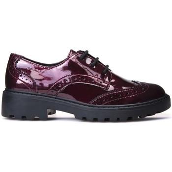 Παπούτσια Παιδί Derby Geox J6420K 000HI το κόκκινο