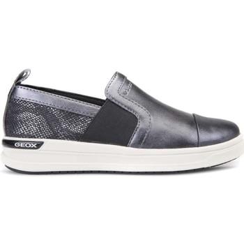 Παπούτσια Παιδί Slip on Geox J741ZE 0NFAR Γκρί