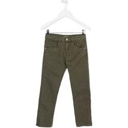 Υφασμάτινα Παιδί Παντελόνια Πεντάτσεπα Losan 723 9661AA Πράσινος