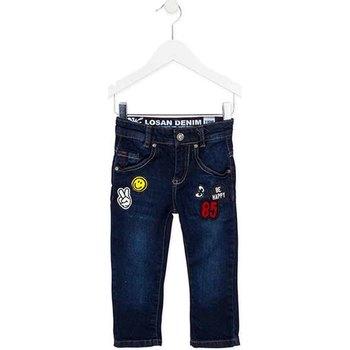Υφασμάτινα Παιδί Skinny Τζιν  Losan 725 9006AC Μπλε