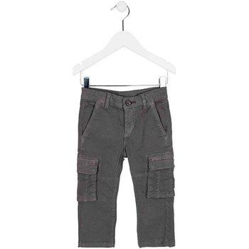Υφασμάτινα Παιδί παντελόνι παραλλαγής Losan 725 9011AC Πράσινος