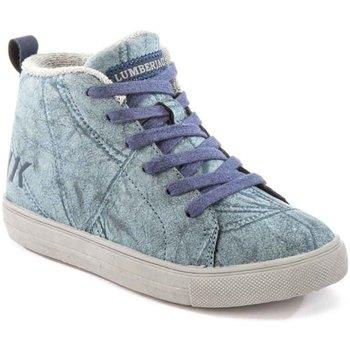 Παπούτσια Παιδί Ψηλά Sneakers Lumberjack SB32705 003 M64 Μπλε