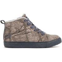 Παπούτσια Παιδί Ψηλά Sneakers Lumberjack SB32705 003 M64 καφέ
