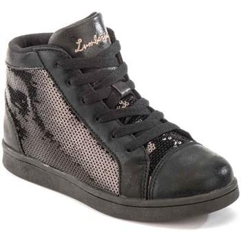 Παπούτσια Παιδί Ψηλά Sneakers Lumberjack SG32805 003 P79 Μαύρος