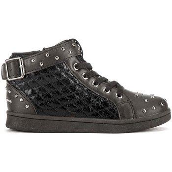 Παπούτσια Παιδί Ψηλά Sneakers Lumberjack SG32805 002 P78 Μαύρος