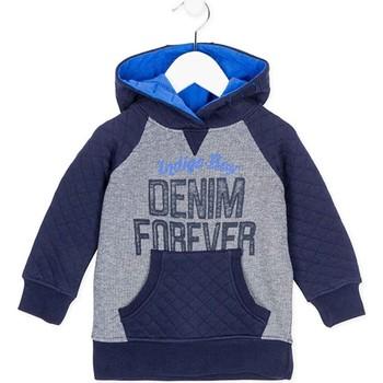 Υφασμάτινα Παιδί Φούτερ Losan 725 6003AC Μπλε