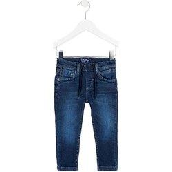 Υφασμάτινα Παιδί Skinny Τζιν  Losan 725 6022AC Μπλε