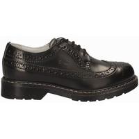 Παπούτσια Παιδί Derby NeroGiardini A734440M Μαύρος