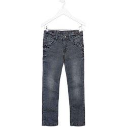 Υφασμάτινα Παιδί Skinny Τζιν  Losan 723 9006AA Γκρί