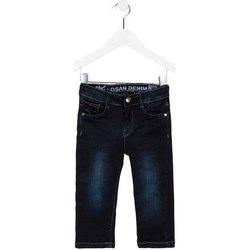 Υφασμάτινα Παιδί Skinny Τζιν  Losan 725 9005AC Μπλε