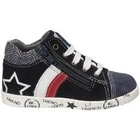 Παπούτσια Παιδί Ψηλά Sneakers Melania ME0128A7I.B Μπλε