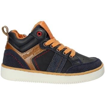 Παπούτσια Παιδί Ψηλά Sneakers Wrangler WJ17227 Μπλε