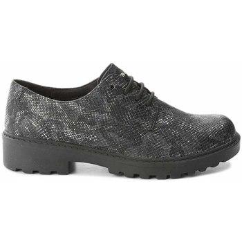 Παπούτσια Παιδί Derby Geox J6420M 000AR Μαύρος
