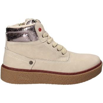 Παπούτσια Παιδί Ψηλά Sneakers Wrangler WG17236 Μπεζ