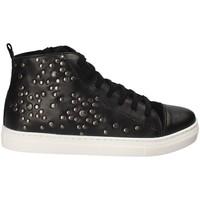 Παπούτσια Παιδί Ψηλά Sneakers Holalà HS060004L Μαύρος