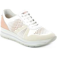 Παπούτσια Γυναίκα Χαμηλά Sneakers Grunland SC4477 λευκό
