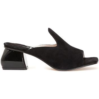 Παπούτσια Γυναίκα Τσόκαρα Café Noir ME573 Μαύρος