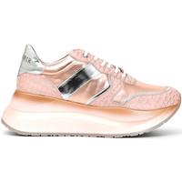 Παπούτσια Γυναίκα Χαμηλά Sneakers Café Noir DC801 Ροζ
