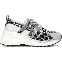 Παπούτσια Γυναίκα Χαμηλά Sneakers Café Noir DA934 λευκό