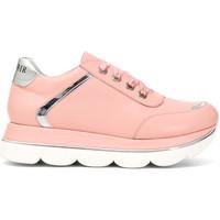 Παπούτσια Γυναίκα Χαμηλά Sneakers Café Noir DB171 Ροζ