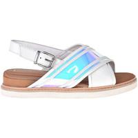 Παπούτσια Γυναίκα Σανδάλια / Πέδιλα Tommy Hilfiger FW0FW03822 λευκό