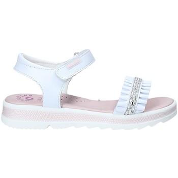 Παπούτσια Κορίτσι Σανδάλια / Πέδιλα Pablosky 4681 λευκό