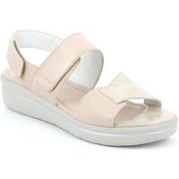 Παπούτσια Γυναίκα Σανδάλια / Πέδιλα Grunland SA1873 Ροζ