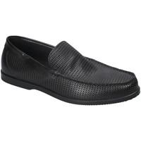Παπούτσια Άνδρας Μοκασσίνια IgI&CO 3109300 Μαύρος