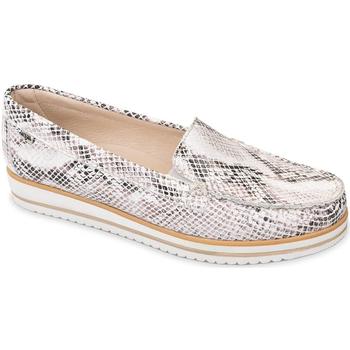 Παπούτσια Γυναίκα Μοκασσίνια Valleverde 11108 Μπεζ