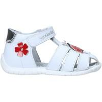Παπούτσια Παιδί Σανδάλια / Πέδιλα NeroGiardini E018090F λευκό