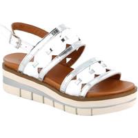 Παπούτσια Γυναίκα Σανδάλια / Πέδιλα Grunland SA2541 λευκό