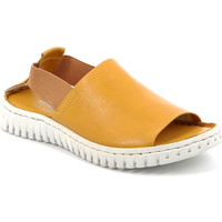 Παπούτσια Γυναίκα Σανδάλια / Πέδιλα Grunland SA2538 Κίτρινος