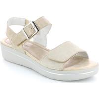 Παπούτσια Γυναίκα Σανδάλια / Πέδιλα Grunland SA1875 Χρυσός
