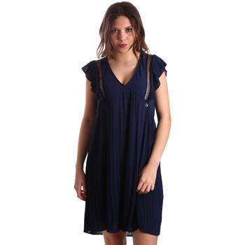 Υφασμάτινα Γυναίκα Κοντά Φορέματα Gaudi 911BD15020 Μπλε