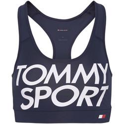 Υφασμάτινα Γυναίκα Αθλητικά μπουστάκια  Tommy Hilfiger S10S100070 Μπλε