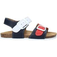 Παπούτσια Παιδί Σανδάλια / Πέδιλα Bionatura LUCA IMB Μπλε