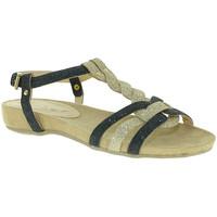 Παπούτσια Γυναίκα Σανδάλια / Πέδιλα Mally 3828 Μαύρος