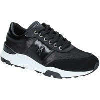 Παπούτσια Γυναίκα Χαμηλά Sneakers Roberta Di Camerino RDC82421 Μαύρος