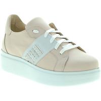 Παπούτσια Γυναίκα Χαμηλά Sneakers Exton E04 Ροζ