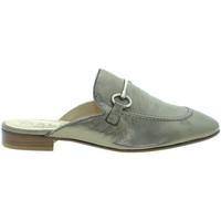 Παπούτσια Γυναίκα Σαμπό Mally 6103 καφέ