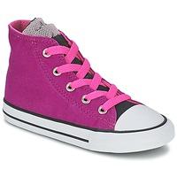 Παπούτσια Κορίτσι Ψηλά Sneakers Converse ALL STAR PARTY HI Ροζ