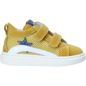 Παπούτσια Παιδί Χαμηλά Sneakers Nero Giardini E023811M Κίτρινος
