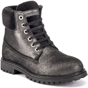 Παπούτσια Γυναίκα Μπότες Lumberjack SW00101 015 Q37 Μαύρος