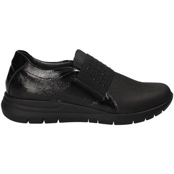 Παπούτσια Γυναίκα Slip on Grunland SC3908 Μαύρος