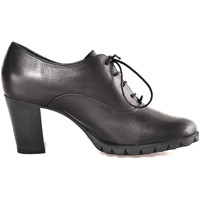 Παπούτσια Γυναίκα Derby The Flexx A701_67 Μαύρος