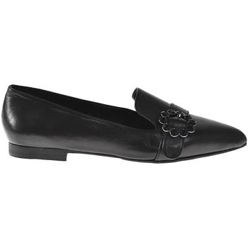 Παπούτσια Γυναίκα Μοκασσίνια Elvio Zanon I3203B Μαύρος
