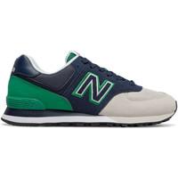 Παπούτσια Άνδρας Χαμηλά Sneakers New Balance NBML574UPZ Μπλε