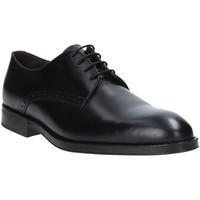 Παπούτσια Άνδρας Derby Marco Ferretti 112508MF Μαύρος