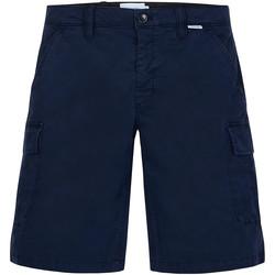 Υφασμάτινα Άνδρας Σόρτς / Βερμούδες Calvin Klein Jeans K10K105316 Μπλε