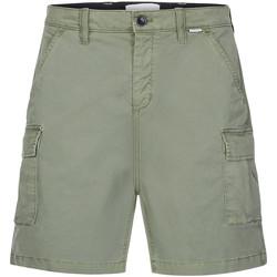 Υφασμάτινα Άνδρας Σόρτς / Βερμούδες Calvin Klein Jeans K10K105316 Πράσινος